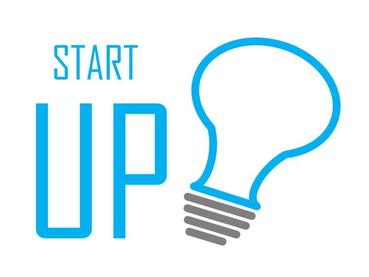 sijalica i slova startup