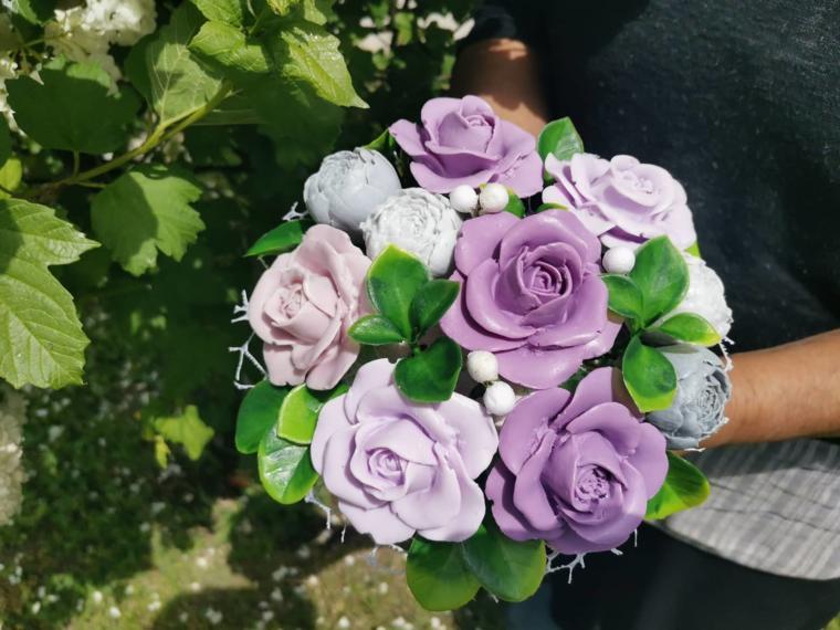 ruža od sapuna