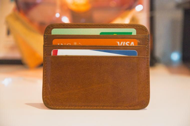 novčanik sa karticama