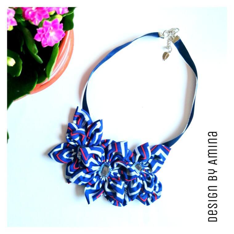 Ogrlica Design by Amina